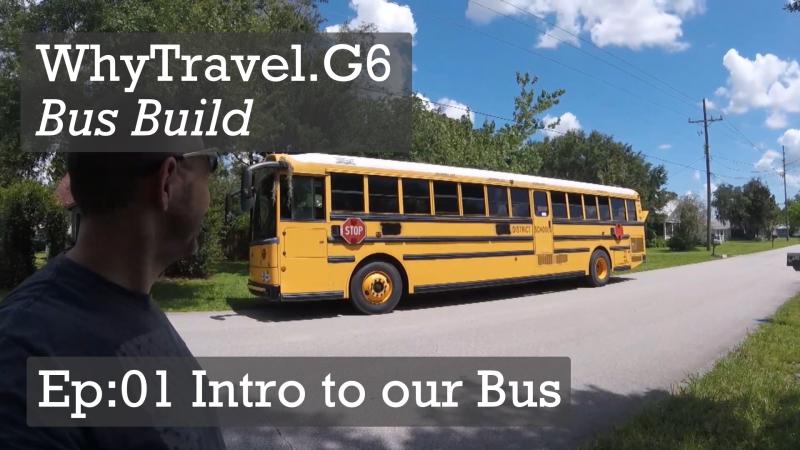 Bus Build Ep-01